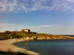 Плаж при Старата Църква
