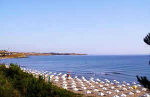 Плажът на Ахтопол