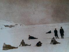 Студената зима на 1929 г., когато морето замръзва