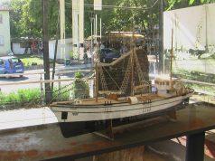 Постоянна експозиция на останките на кораба