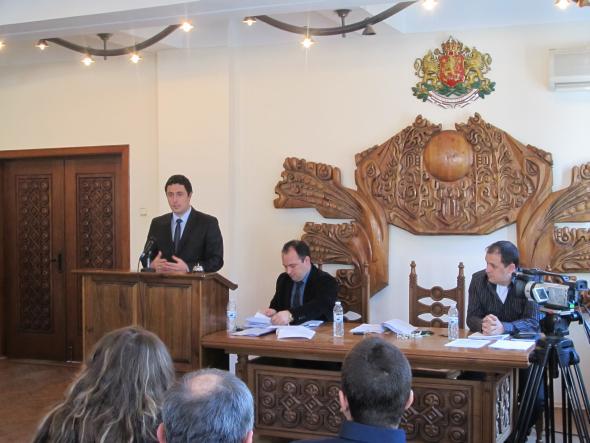 Община Царево прие бюджет 2012