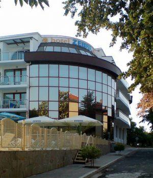 Хотел Зебра