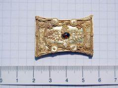 Златното тракийско съкровище открито край Синеморец през 2006 г.