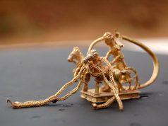 Тракийското съкровище открито край Синеморец