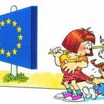 """Изложба сатирични рисунки """"Европейски импресии"""""""