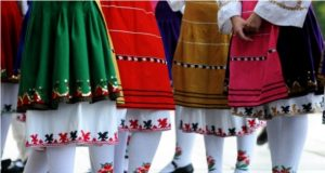 """Международен фолклорен фестивал """"Странджа, моя люлчина"""" 2012"""