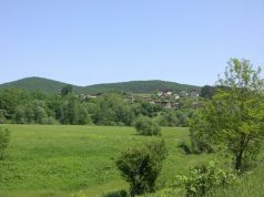 Село Костѝ