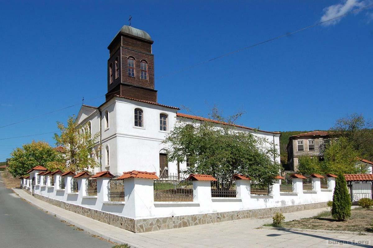 Село Костѝ (галерия)