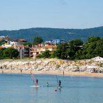 Големият плаж в Лозенец