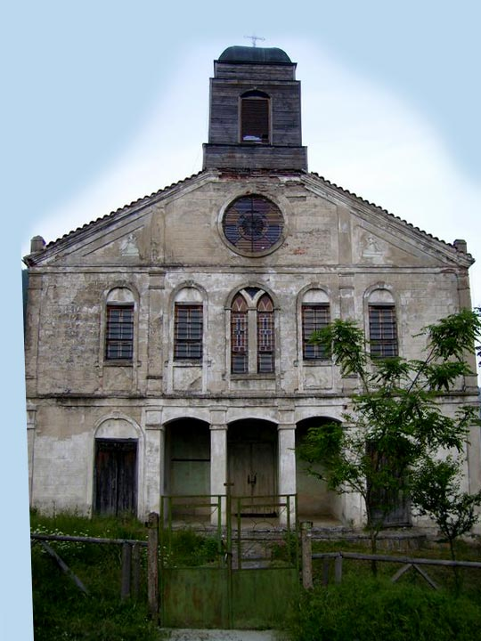 Църквата Свети Пантелеймон в село Бродилово