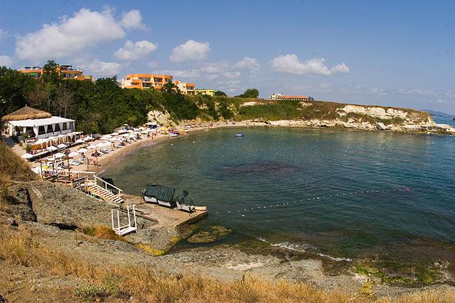 Малък плаж Лозенец