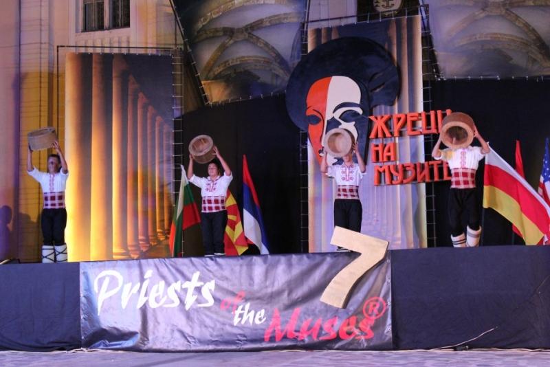 Красив старт на фестивала Жреци на музите в Царево