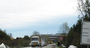 Започна ремонтът на пътя Царево – Ахтопол