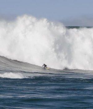 Sine Qua Non: Психологията на сърфиращите гигантски вълни