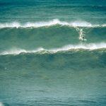 Гарет Макнамара яхна най-голямата вълна на света