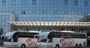 Автобус от Ахтопол за София се обърна на автомагистрала Тракия