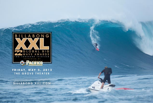 Победителите в Billabong XXL Global Big Wave Awards 2013