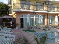 Семеен хотел Мимоза - Василико