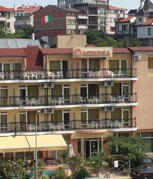 Семеен хотел Мимоза