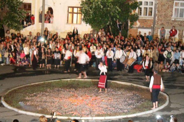 Нестинарски игри в село Българи 2013