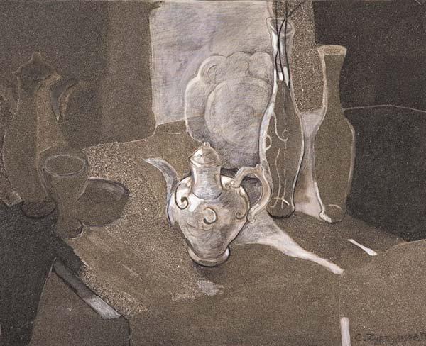 Изложба на художниците Стефан Чурчулиев и Георги Маринов