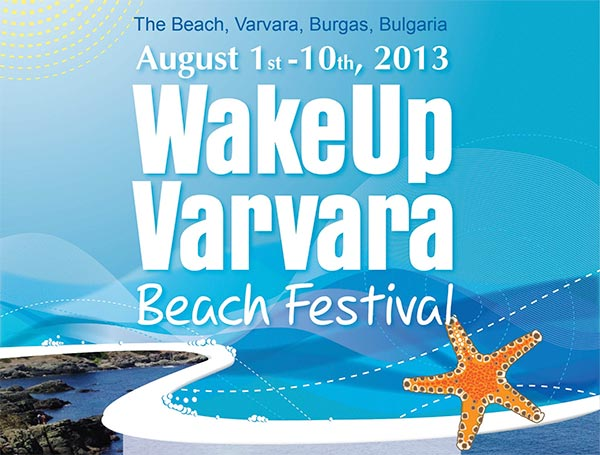 Wake Up Varvara Beach Festival