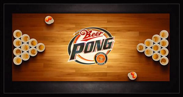 Beer Pong турнир