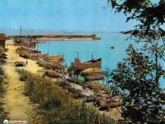Стари картички от Мичурин и околностите