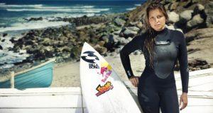 Сърфистката Мая Габейра се размина на косъм от смъртта