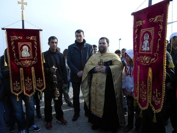 Кметът на Ахтопол скочи за кръста на Йордановден