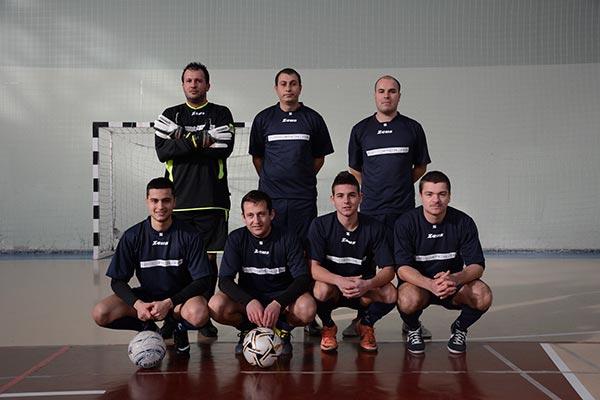 Нова победа за Черноморeц - Ахтопол на турнира по футбол в зала