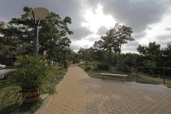 Започва изграждането на нова алея и фитнес на открито в Царево