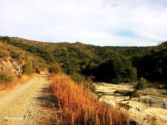 Туристически маршрут от село Българи до село Велика