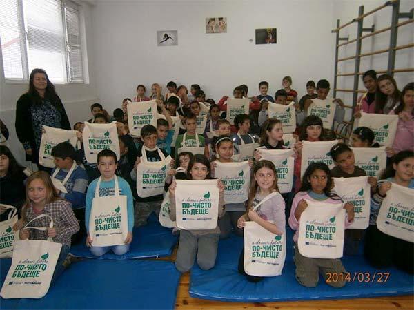 Обучение на деца по проект