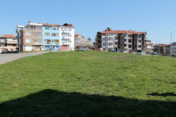 Започва изграждането на зелен кът в кв. Василико