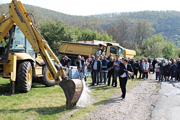 Започва ремонт на пътя от село Кости до село Българи