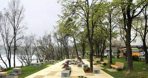 Откриха новия парк в центъра на Царево
