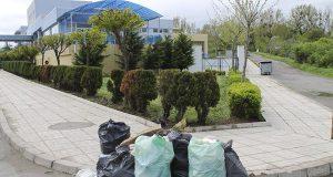 Над 1000 чувала и 7 тона битови отпадъци събраха в Община Царево