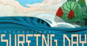 Международен ден на сърфа 2014