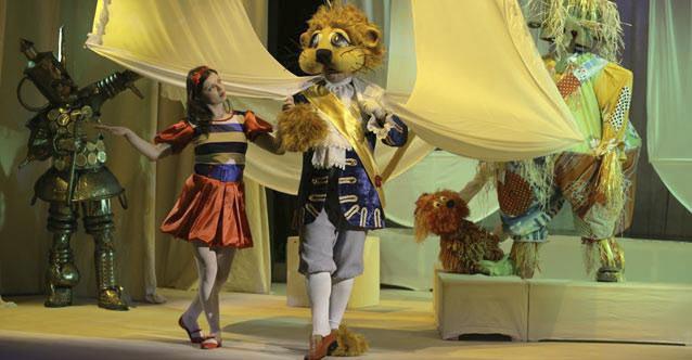 Вълшебникът от Оз - мюзикъл за деца