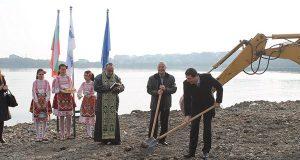 Стартира изграждането на крайбрежната алея в Царево