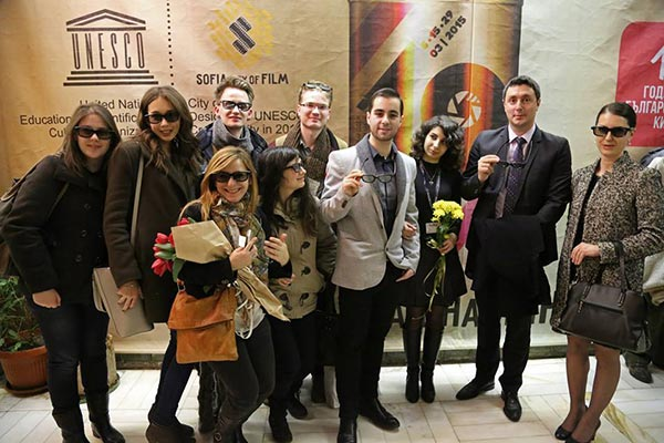 Представиха първия български 3D филм