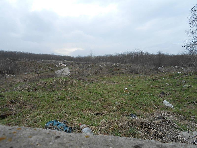 Закриват и залесяват старото сметище на Ахтопол
