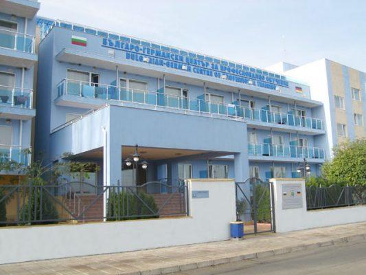 Българо-германски център за професионално обучение – Царево