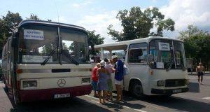 Разписание на автобусна линия Царево - Оазис - Лозенец - Арапя - Царево