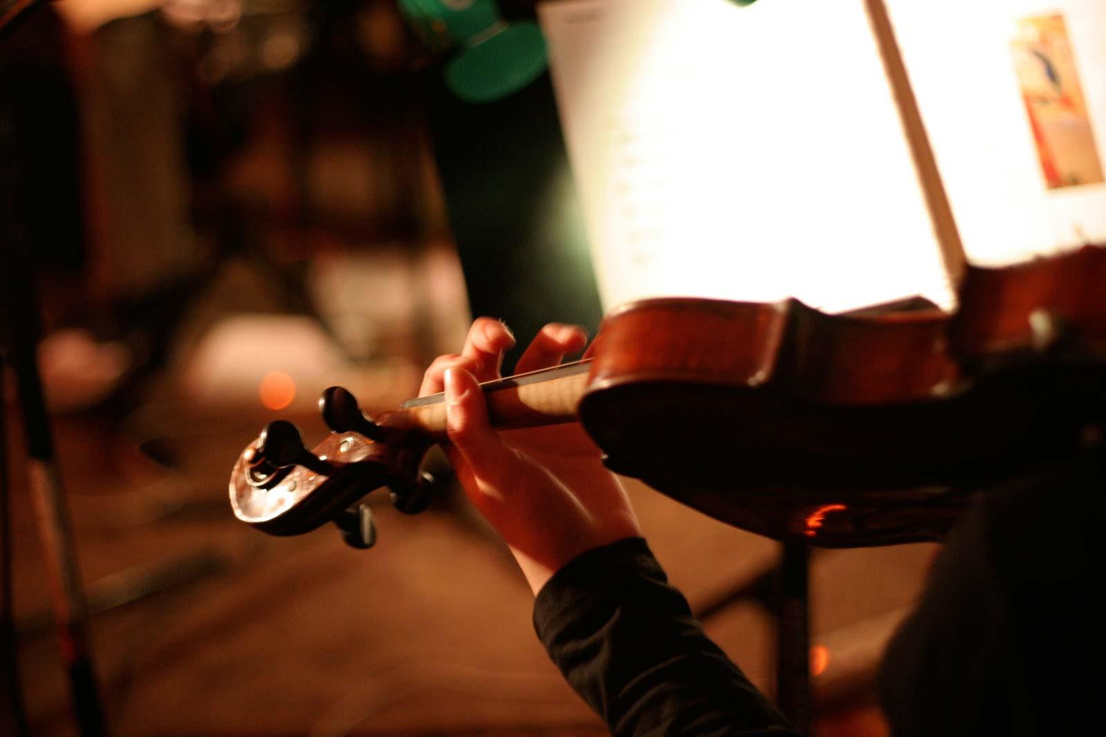 Цигулката в киното - концерт с филмова музика