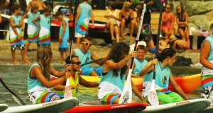 Windsurf / Sup regatta Арапя 2015
