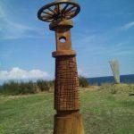 Скулптури и художници размениха ролите си в Ахтопол