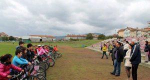 Състезание по колоездене се проведе в Царево в чест на Деня на народните будители
