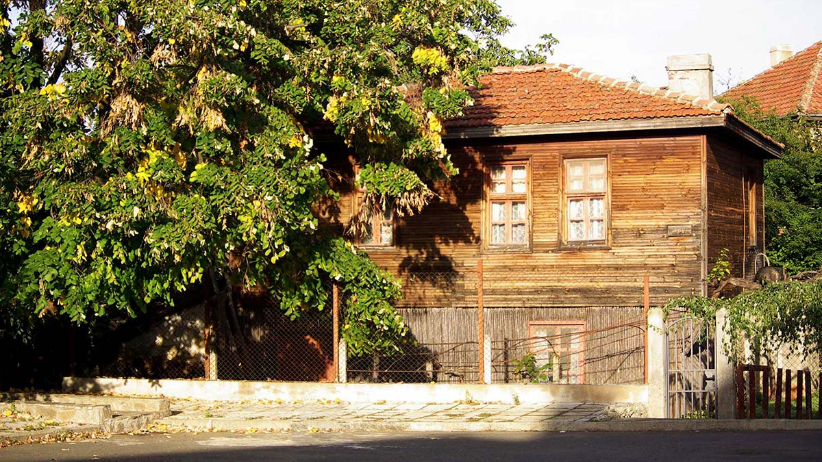 Къщата на капитан Никола във Василико